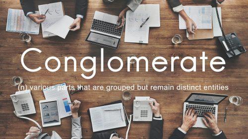konglomerasi bisnis