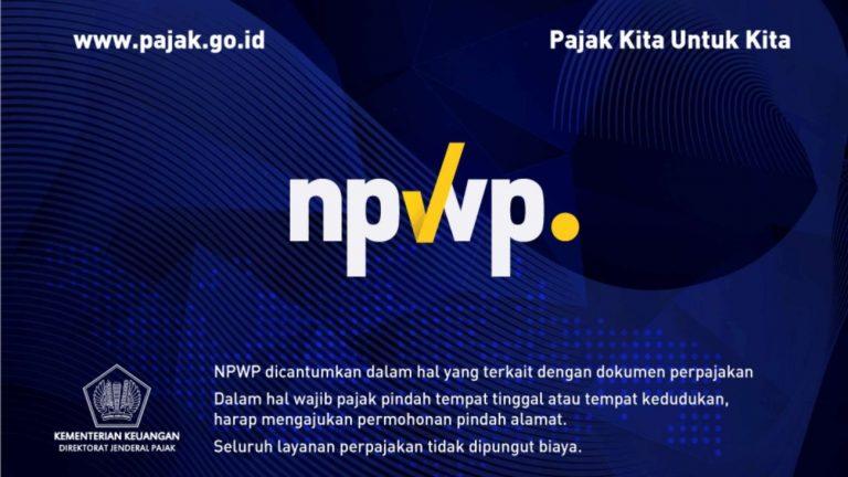 penggabungan nik dengan npwp